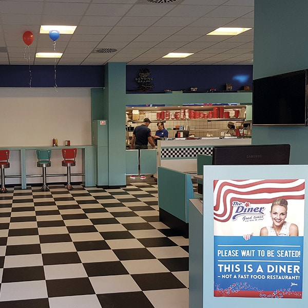 The Diner i Randers