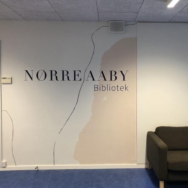 Nørre Aaby Bibliotek og Maker Space